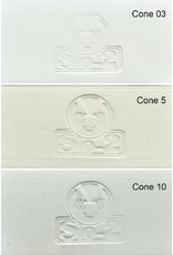 SiO2 Sio2 PRAG witbakkend 40% 0-3 mm  1220°-1300°C  12,5 kg