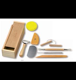 MISC 2022H starterset houten kistje 8 delig