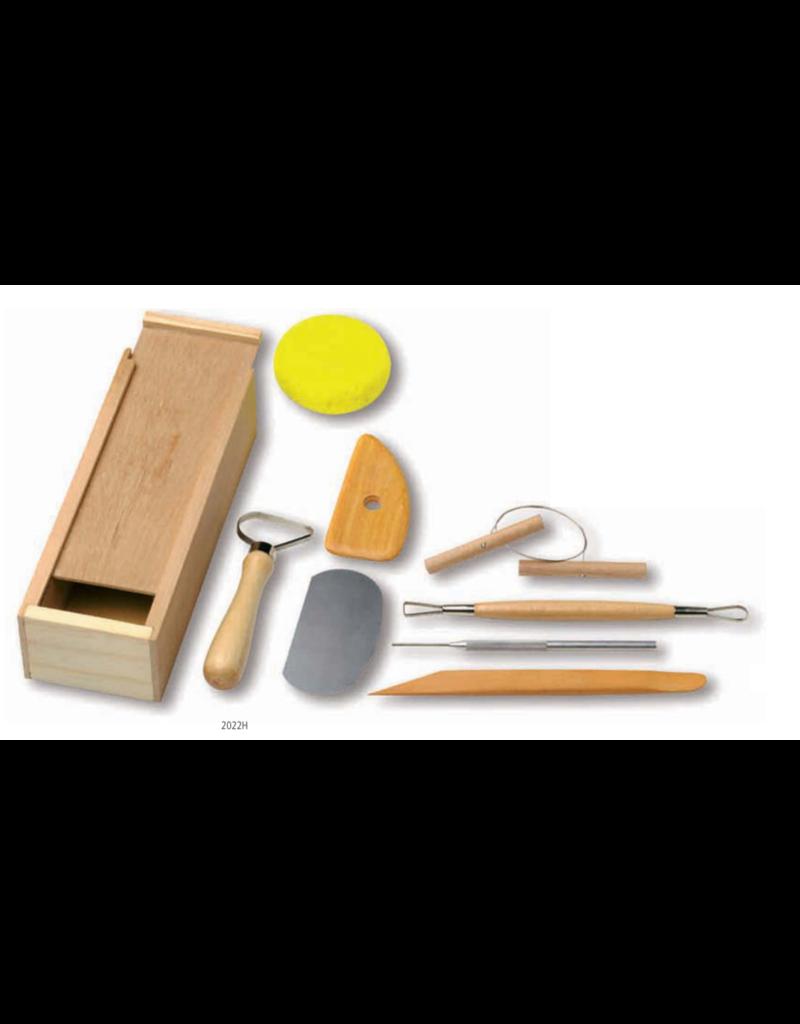KB MISC 2022H starterset houten kistje 8 delig
