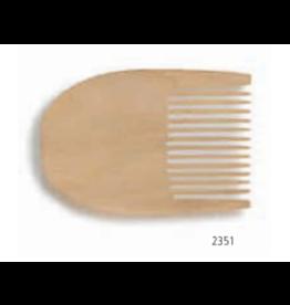 KB MISC 2351 textuurkam hout