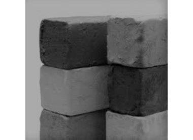 steengoed klei max 1240°C-1300°C
