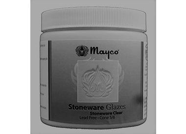 Stoneware glazes 1200°C-1260°C