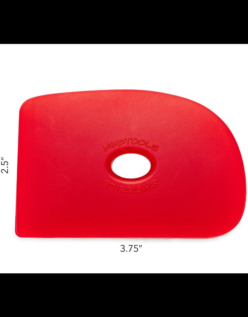 MUDTOOLS mudtool shape 2 rood X5