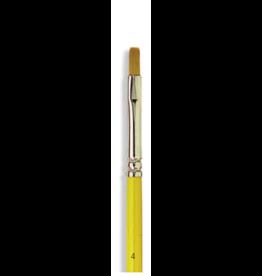 KB MISC 26433 04 penseel  vlak 4.6 mm