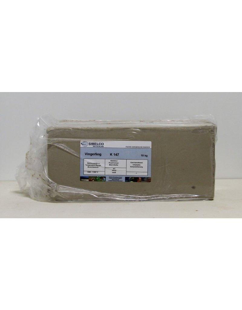SIBELCO K147 aardewerk witbakkend 1000°- MAX 1150°