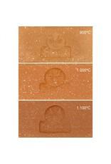 SiO2 Sio2 Apache glimmer mica roodbakkend  920°-1000°C  12.5 kg