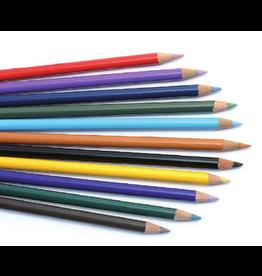KB MISC 601 onderglazuur potlood bruin