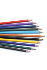 KB MISC onderglazuur potlood lichtblauw
