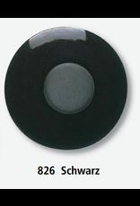MISC 826 engobe zwart 500g  1020°C-1150°C