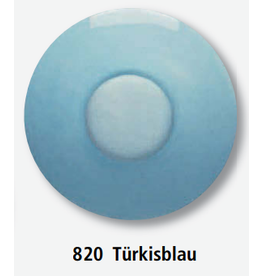 TERRACOLOR 820 engobe turks blauw 1020 1180 1 kg