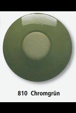 TERRACOLOR 810  engobe chroomgroen 1020 1180 1 kg