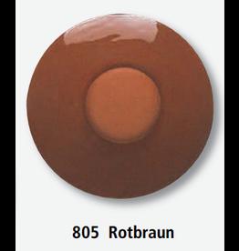 TERRACOLOR 805 engobe roodbruin 1020 1180 1 kg