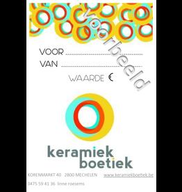 KB WAARDEBON 100 EURO