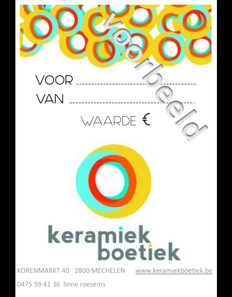 KB WAARDEBON 25 EURO