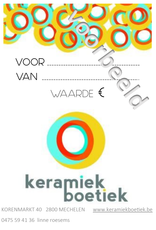 KB WAARDEBON 5 EURO