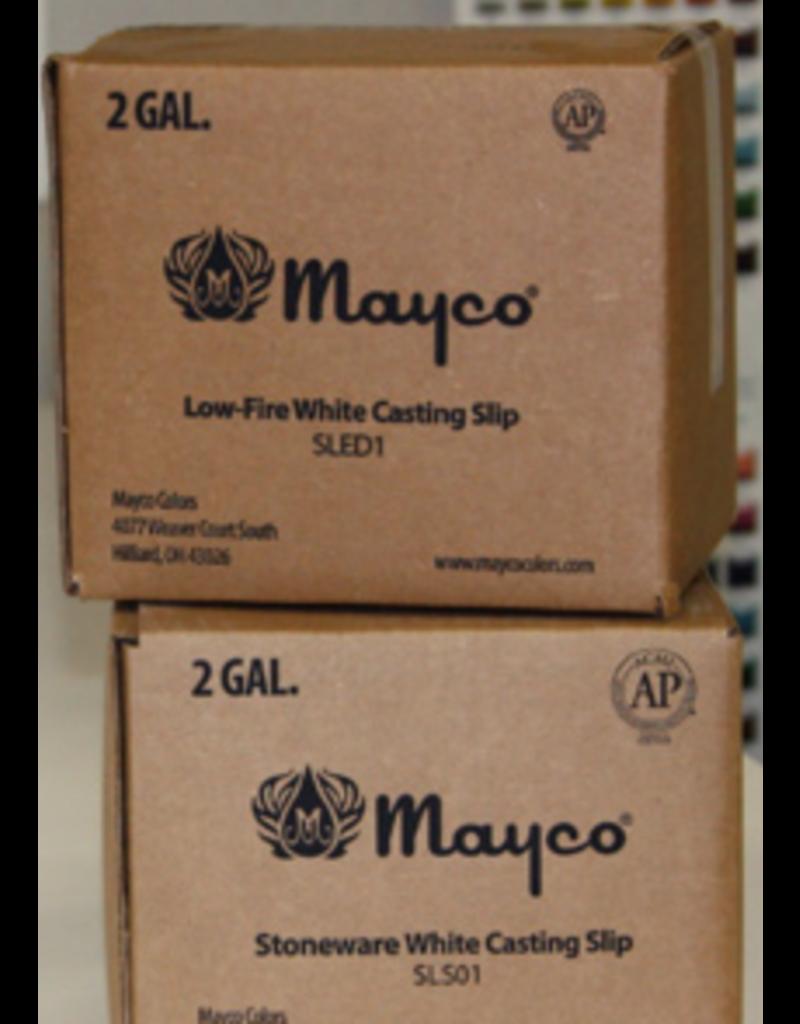 MAYCO MAYCO gietklei aardewerk  8 liter  1020°-1080°C 13 kg