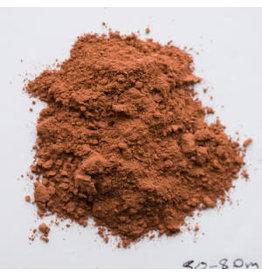 MISC kleipoeder rood 2 kg