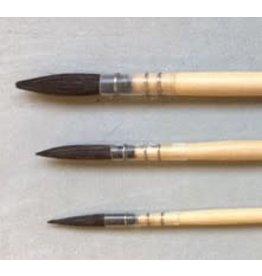 KB MISC chinees penseel 6 mm draadbinding