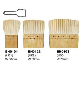 KB BH0101 HAKE penseel 30 mm