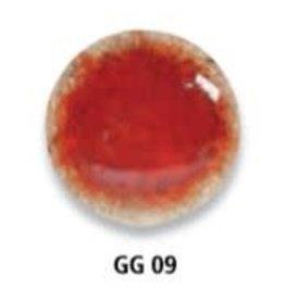 KB MISC GG09 glasgranulaat rood 250 g