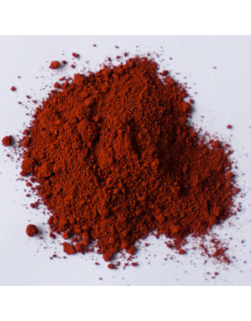 MISC ijzeroxide rood 1 kg