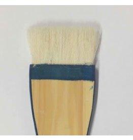 KB HAKE penseel 50 mm blauw