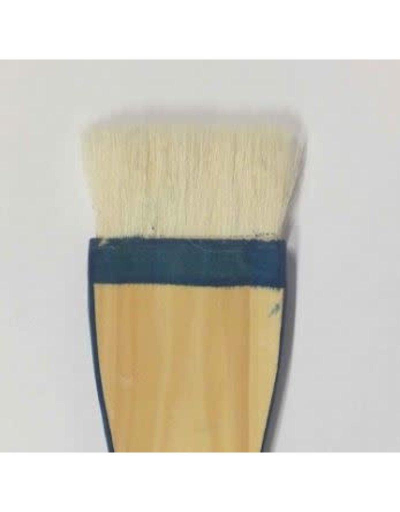 KB HAKE penseel 60 mm blauw