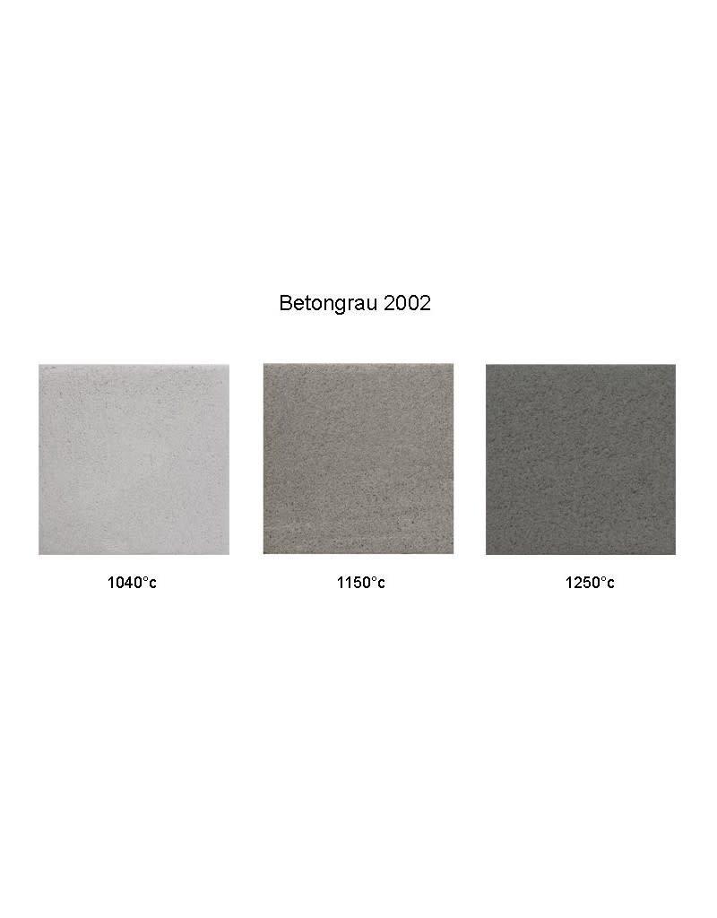 SIBELCO BETON grijs 2002   20 %  0-0.2mm 1000-1250°C