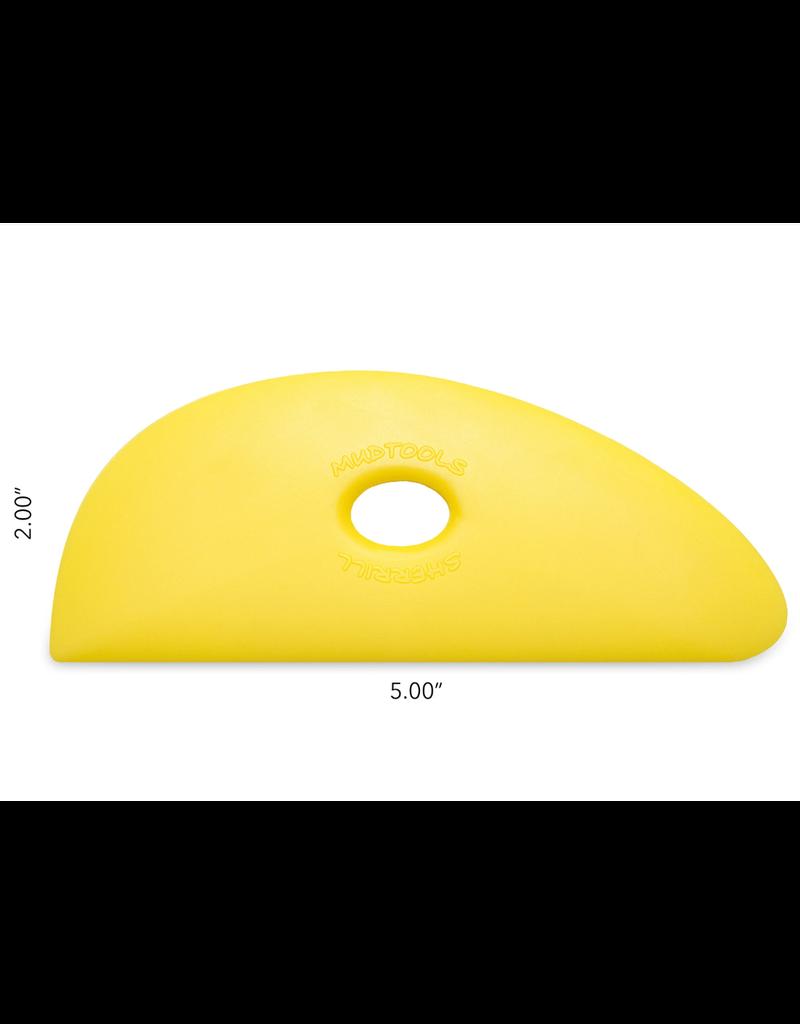 MUDTOOLS mudtool shape 3 geel