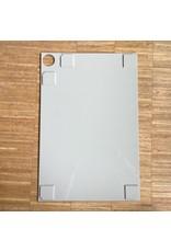 BOTZ 51200 deksel voor kleiafscheider TA103