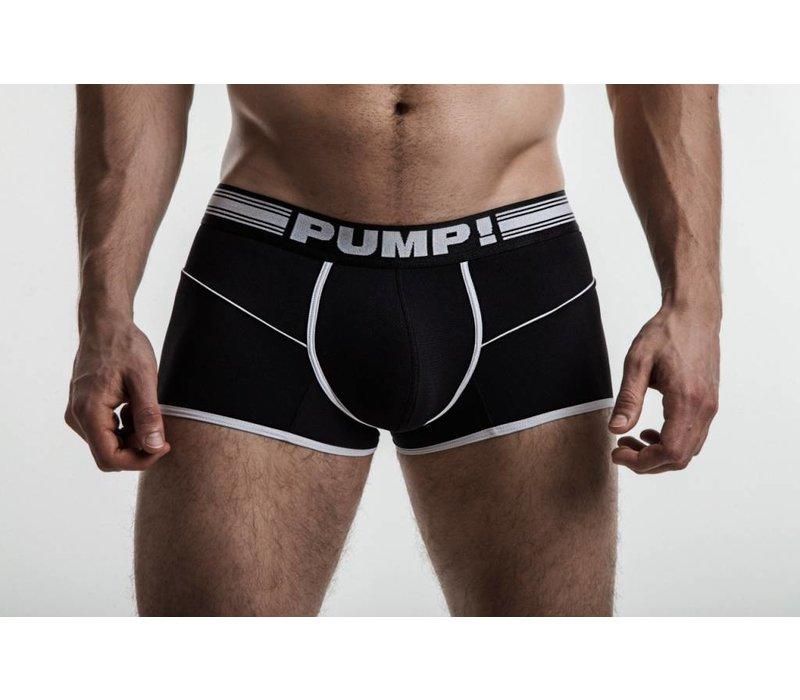 Black Free-fit Boxer