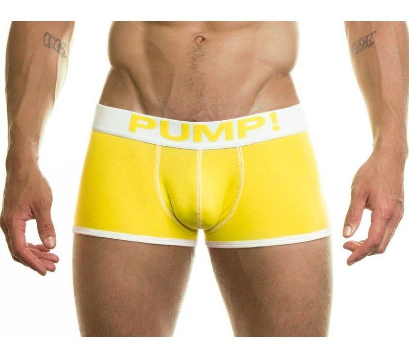 Yellow Neon Fuel Boxer