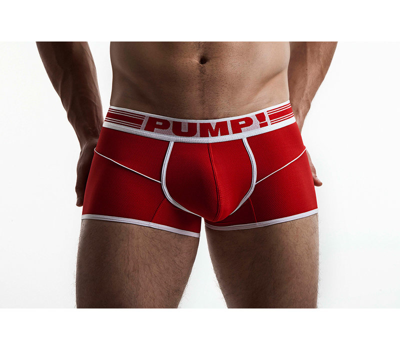 Red Free-fit Boxer