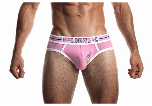 PUMP! Pink Space Candy Brief