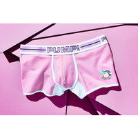 Pink Space Candy Boxer