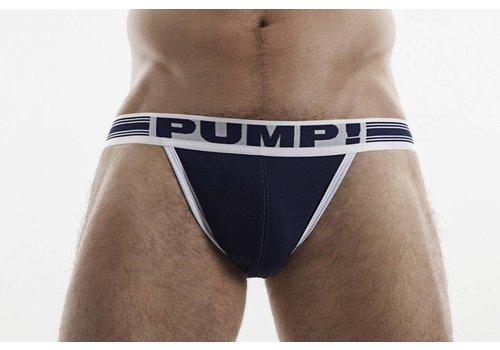 PUMP! Suspensorio Free-Fit azul marino