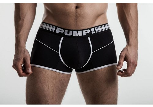 PUMP! Black Free-fit Boxer