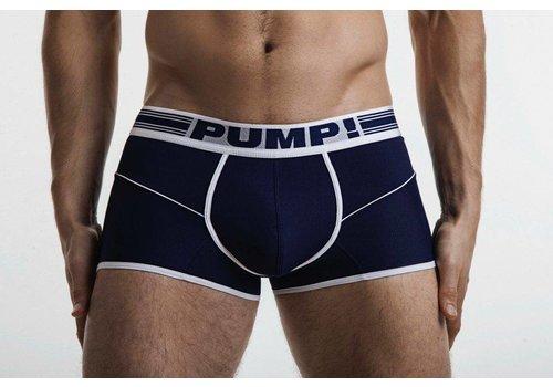 PUMP! Bóxer  Free-Fit azul marino