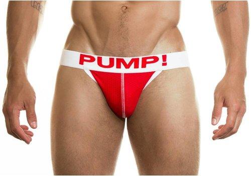 PUMP! Red Neon Fuel Jock