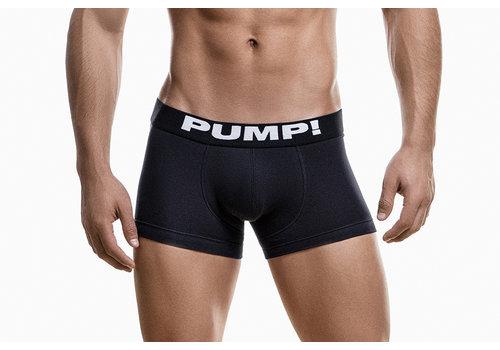 PUMP! Black Classic Boxer