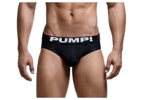 PUMP! Calzoncillo Classic negro