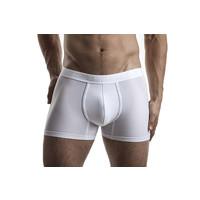 White Cooldown Boxer