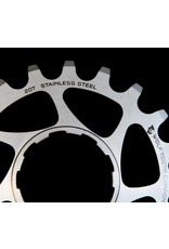 Wolf Tooth Components  Stainless Steel Single Speed Cog
