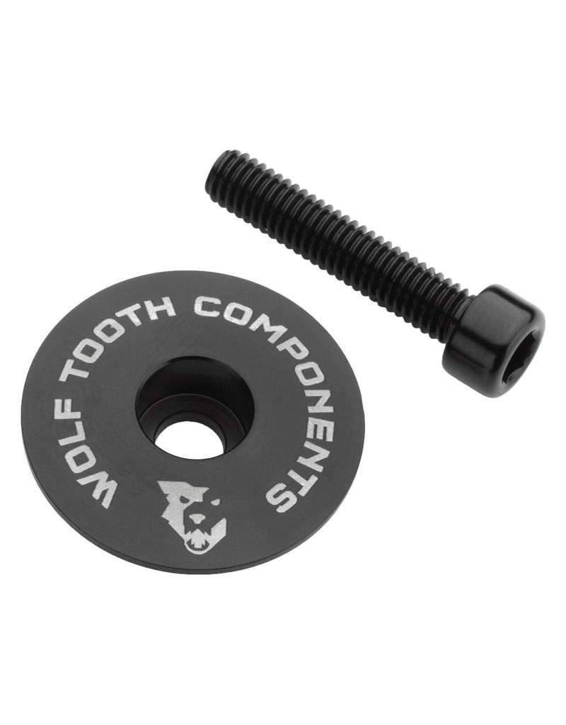 Wolf Tooth Components  Ultralight Stem Cap and Bolt