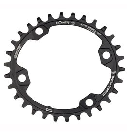 Wolf Tooth Components  Elliptical 96 mm BCD Chainrings for XT M8000 and SLX M7000