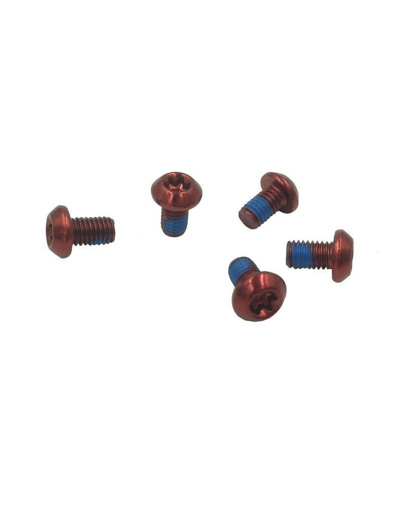 Wolf Tooth Components  CAMO Colored Bolts