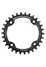Wolf Tooth Components  96 mm Symmetrical BCD Chainrings for Shimano Compact Triple