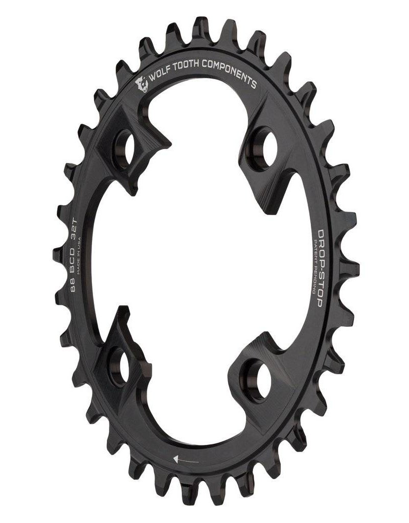 Wolf Tooth Components  88 mm BCD Chainrings for Shimano M985
