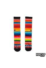 Handup  Stoked - Foot Down Socks - Serape