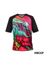Handup  Short Sleeve Jersey - Lava Lamp